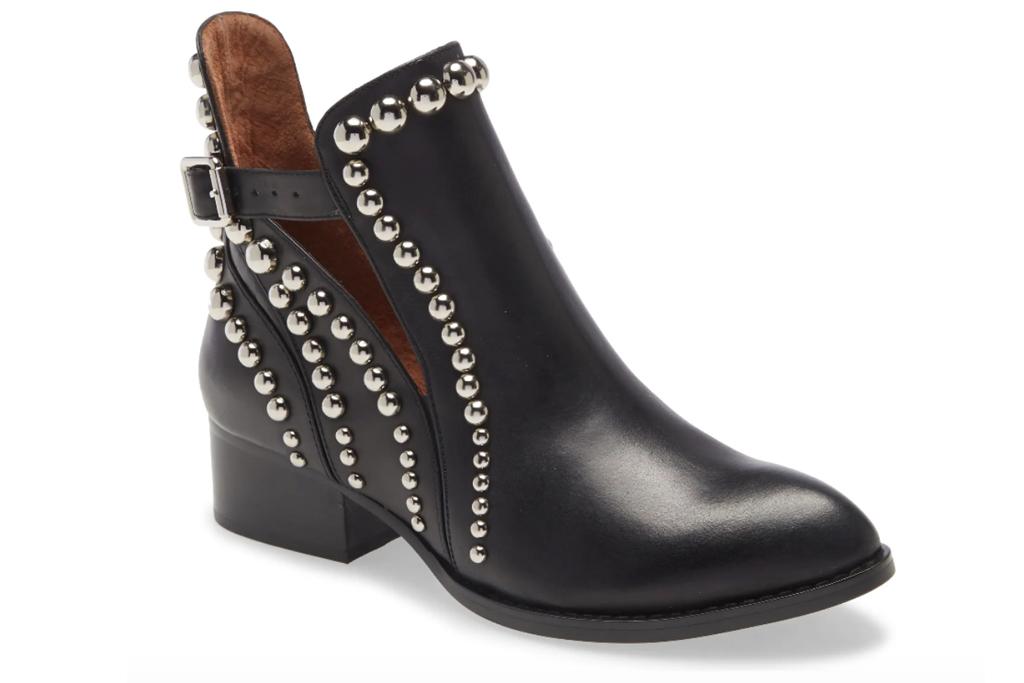 jeffery campbell, boots, studded
