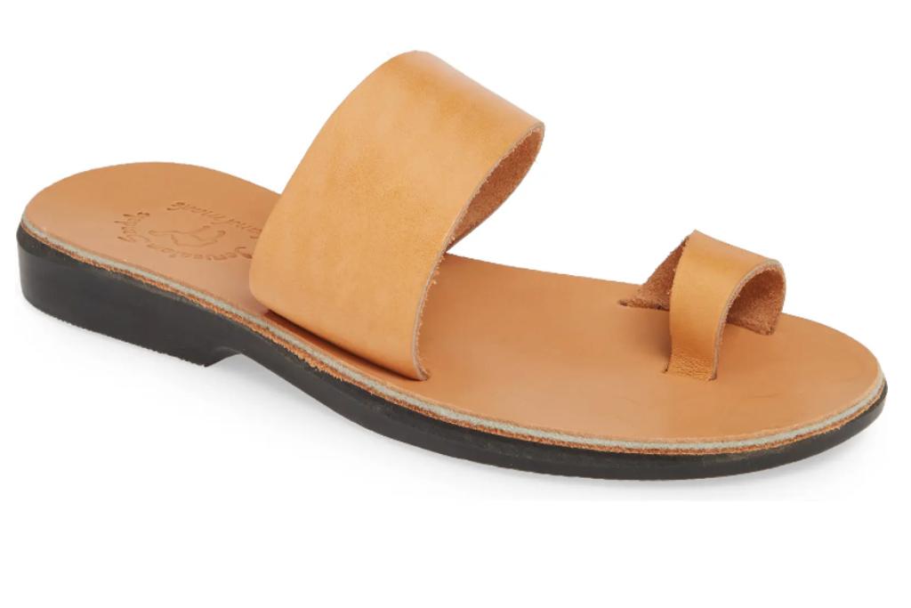big toe sandals, jerusalem sandals