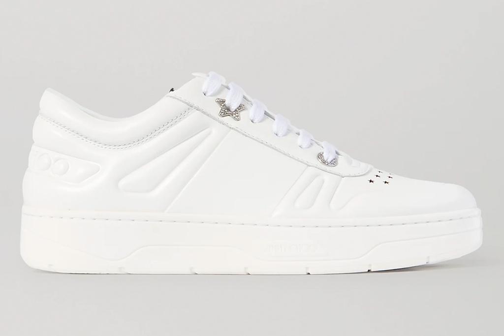 jimmy choo, sneakers, hawaii