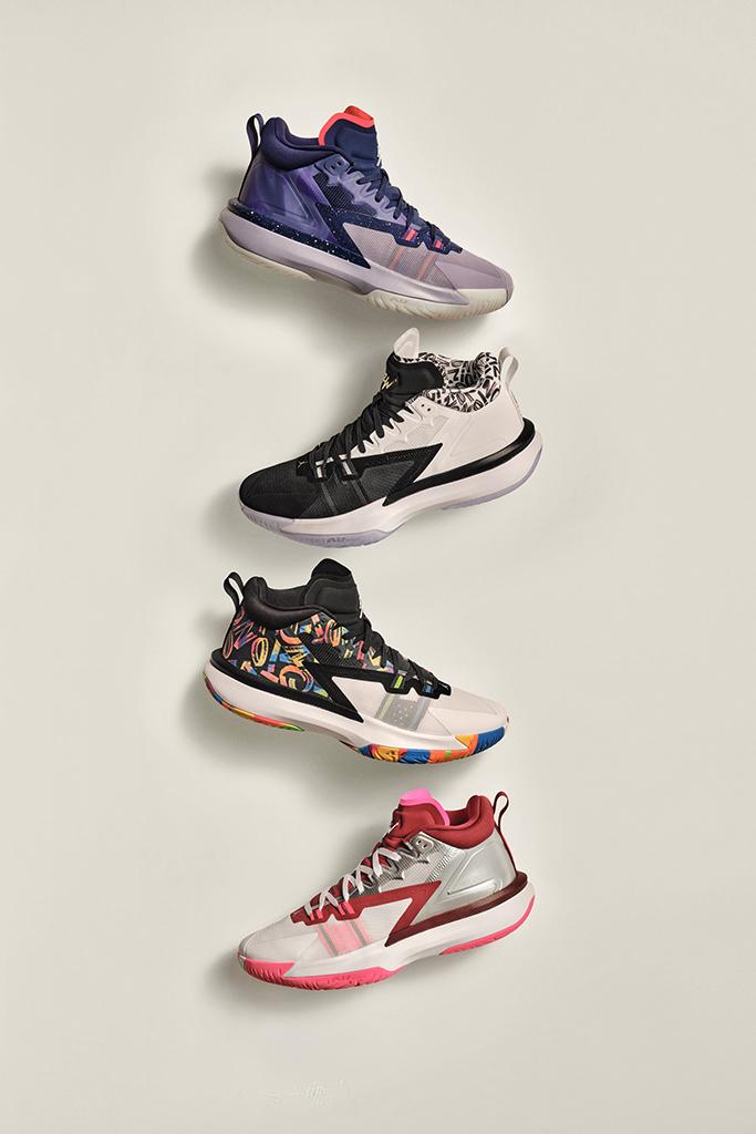 Zion 1 ZNA Gen Zion Noah Marion, shoes