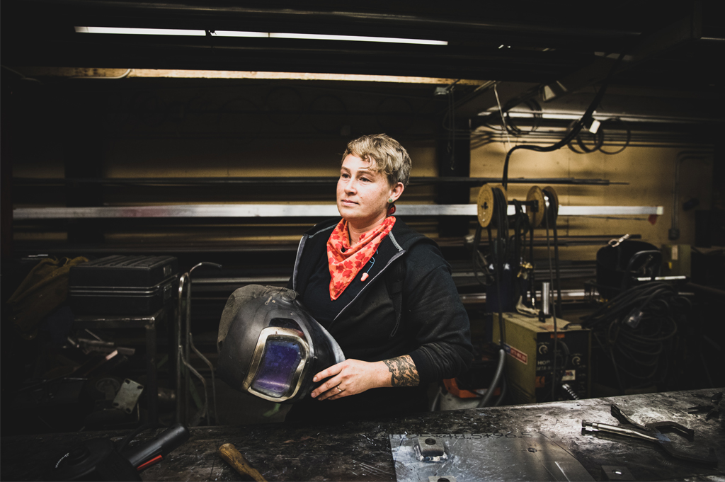 Keen Utility Tradeswomen Tested Holland Reini
