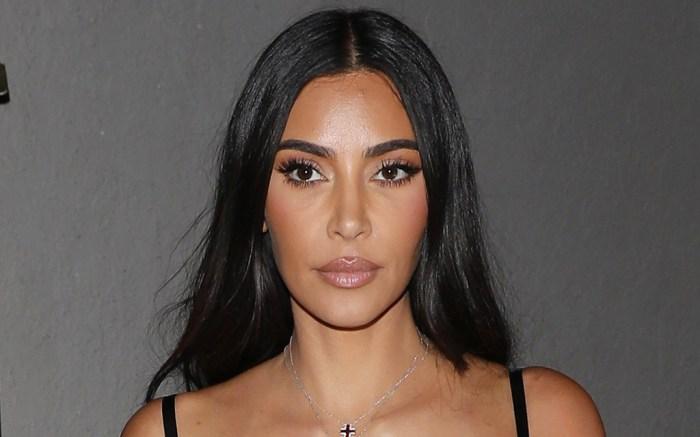 kim-kardashian-corset-leather-pants