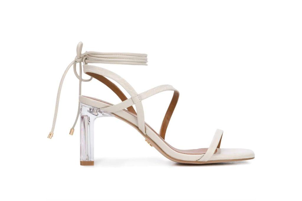 Kurt Geiger London, Transparent Shoes, Clear Heels