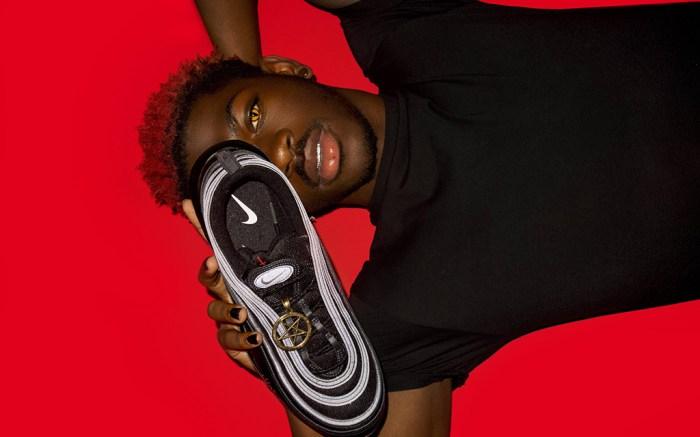 Lil Nas X MSCHF Nike Air Max 97 Satan Shoes