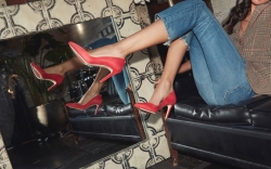Mavette High Heel Pump