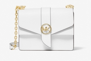 Michael Kors, Greenwich Leather Crossbody Bag, Mother's Day Gifts