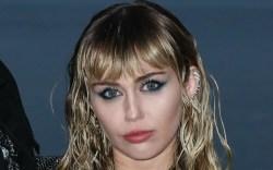 Miley Cyrus, suit, heels