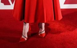 Olivia Colman's Shoes