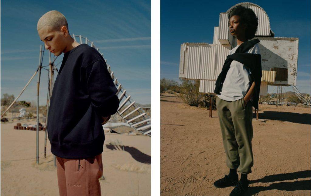 Pharrell x Adidas Premium Basics Collection