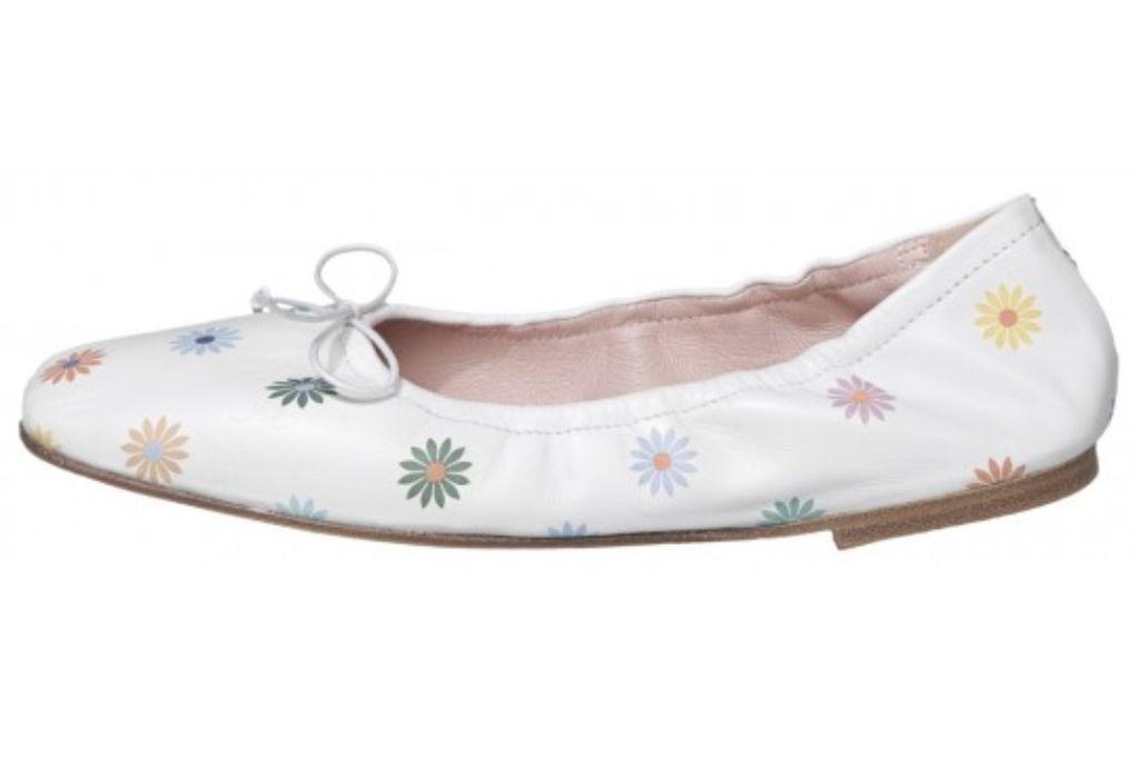 jenny walton, pretty ballerinas, ballet flats, collaborations