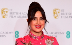 Priyanka Chopra, Jacket, Pants, BAFTAs