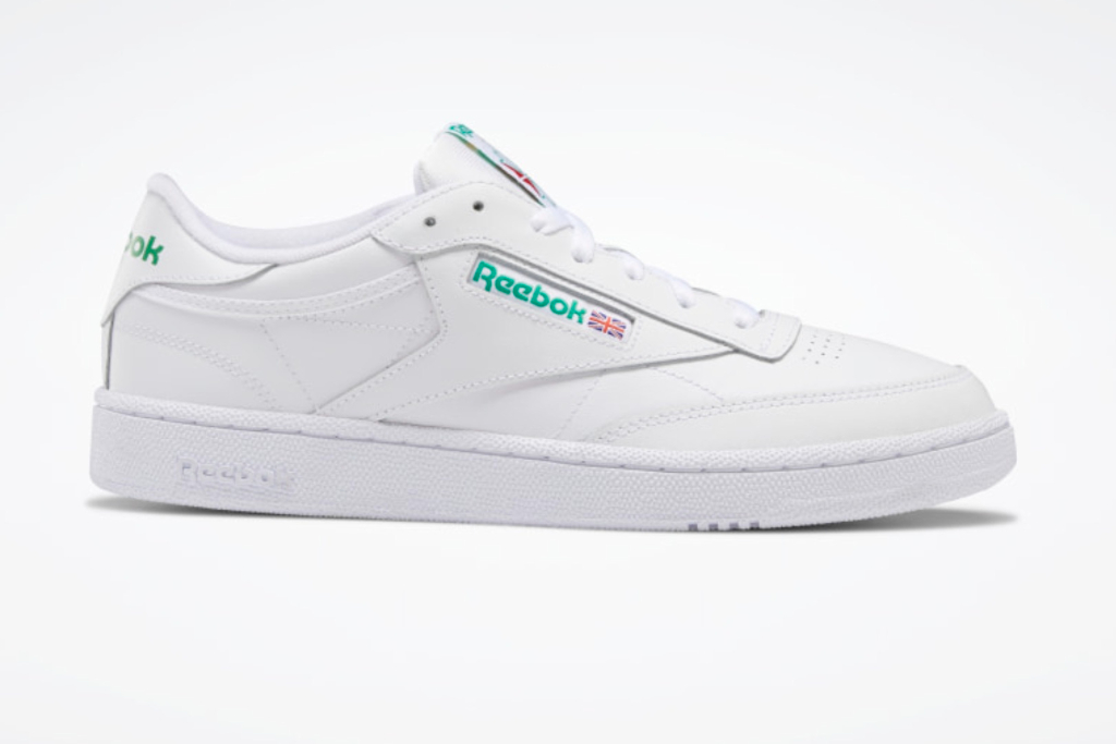 Reebok Club C 85 Shoes, White Shoes, Best White Reebok Shoes
