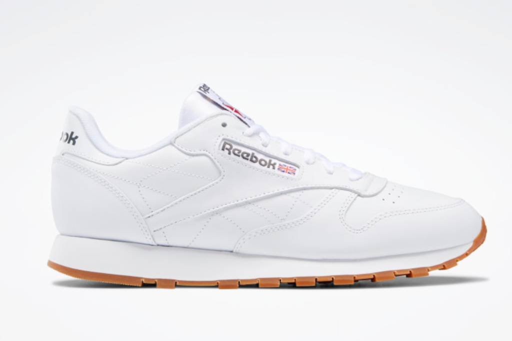 Reebok Classic Leather Men's Shoes, White Shoes, Best White Sneakers
