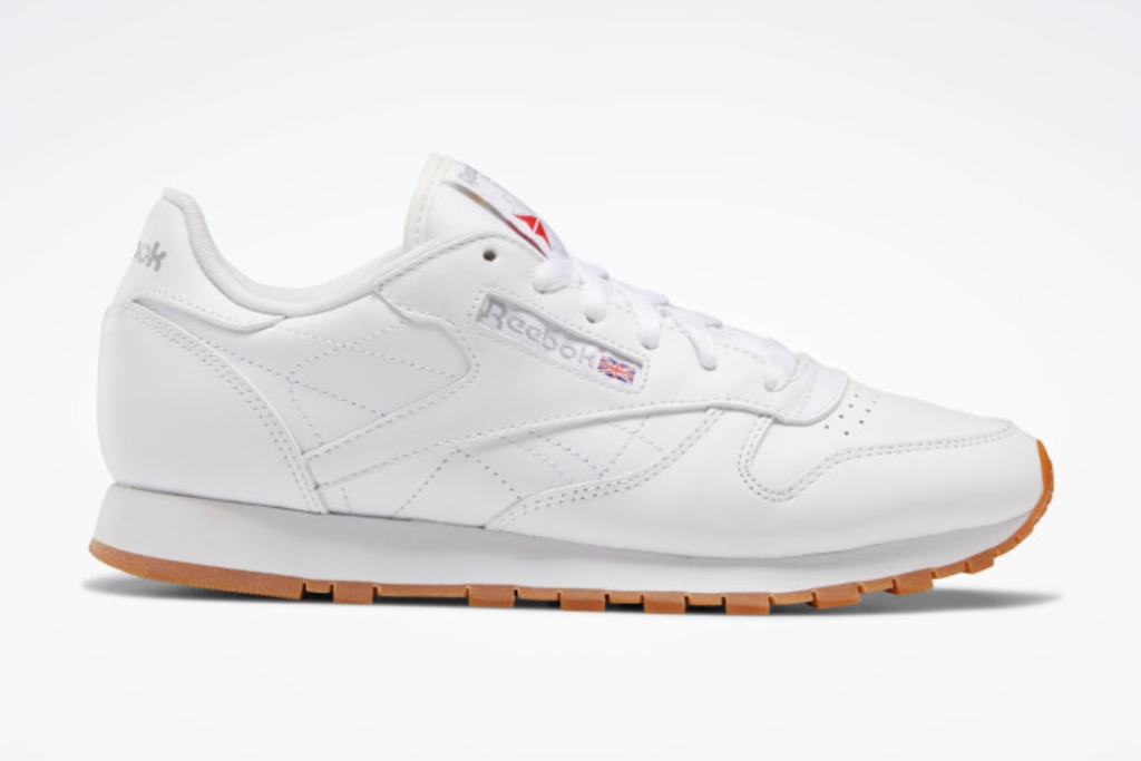 Reebok Classic Leather Women's Shoes, White Shoes, Best White Reebok Sneakers