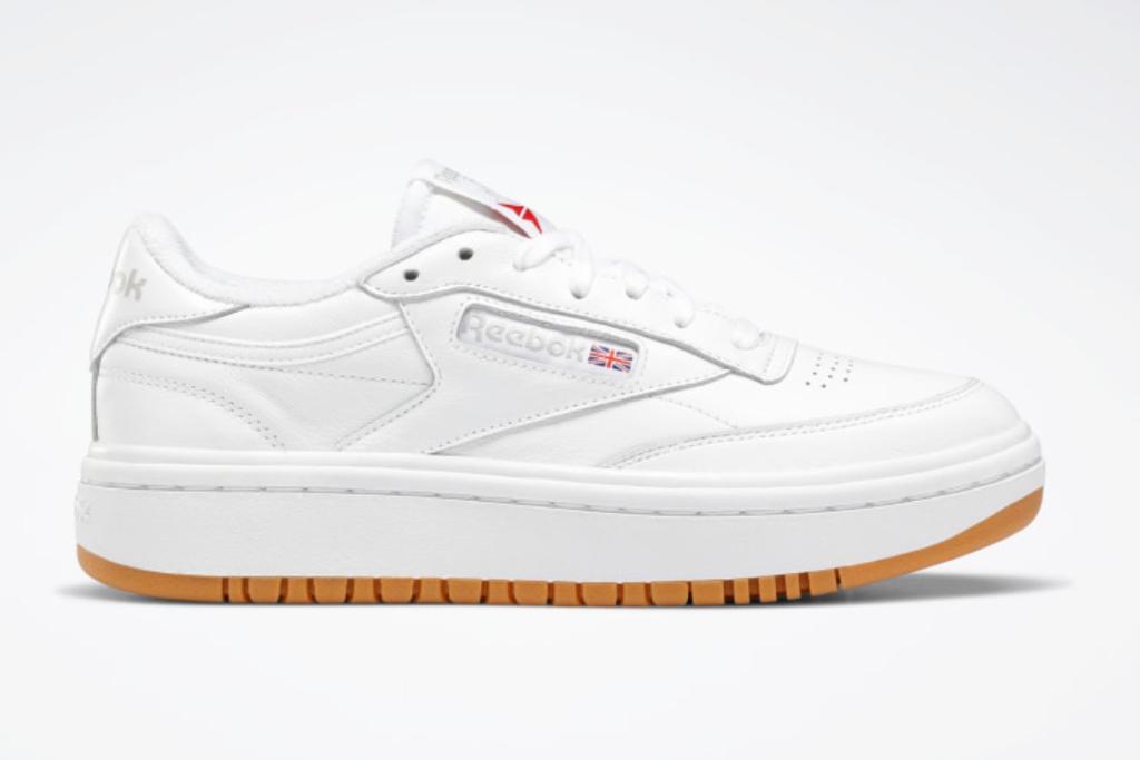 Reebok Club C Double Shoes, White Shoes, Best White Reebok Sneakers
