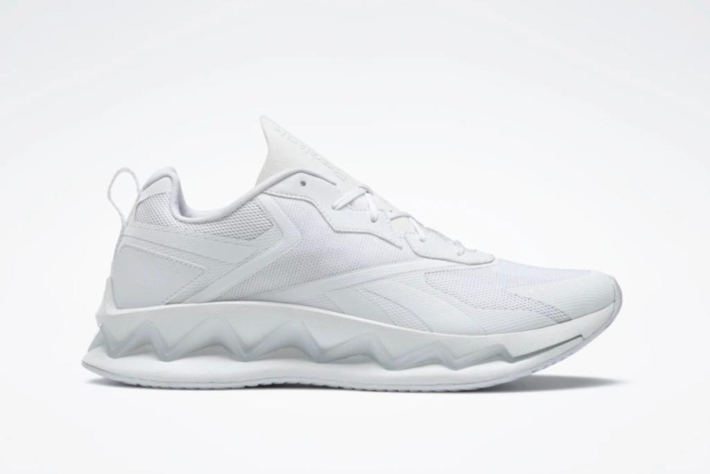 Reebok Zig Elusion Energy Shoes, White Shoes, Best White Reebok Sneakers