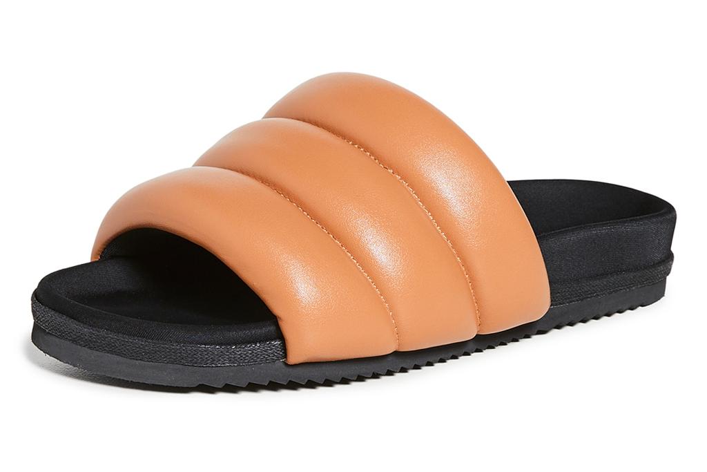 slides, brown, black, roam