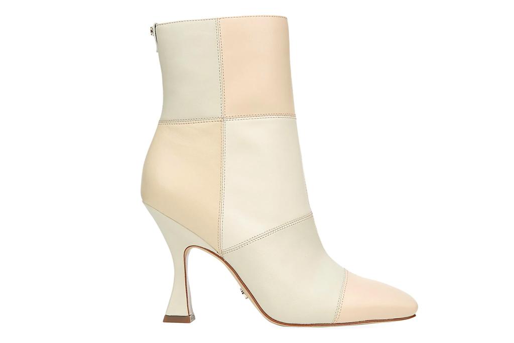 patchwork boots, boots, sam edelman
