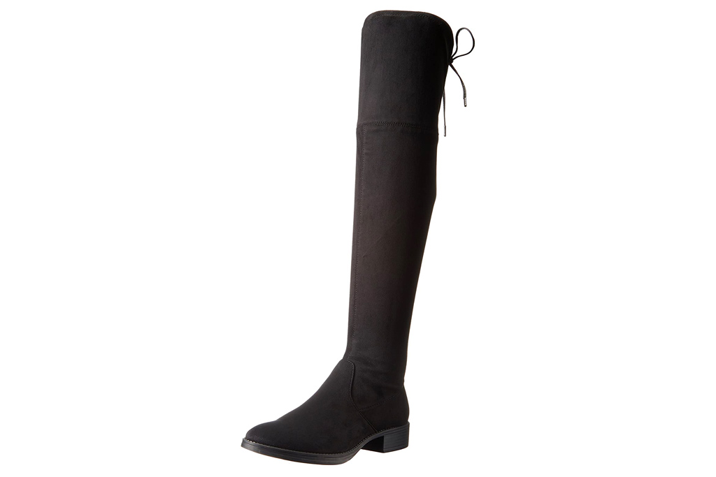 black boots, over the knee, sam edelman, circus