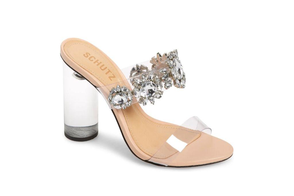 Schutz, Clear Heels, Transparent Shoes