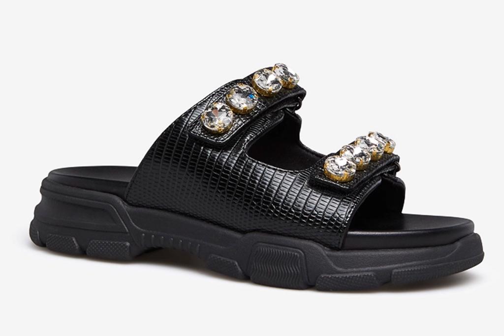 rita ora, sandals, shoedazzle