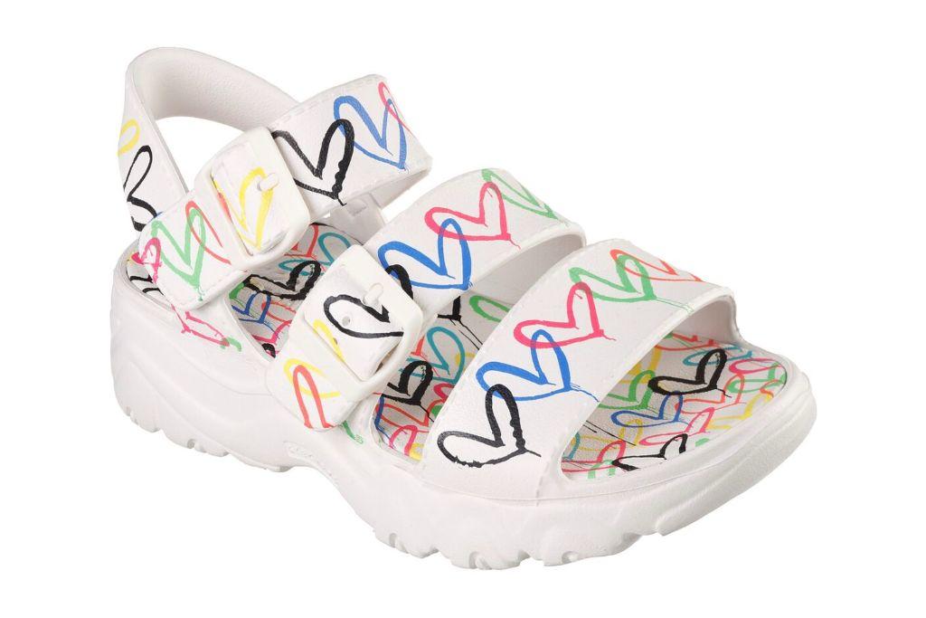 Skechers x JGoldcrown, Sandals