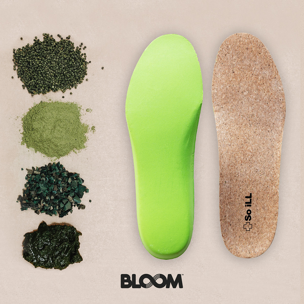 So iLL, bloom, insoles