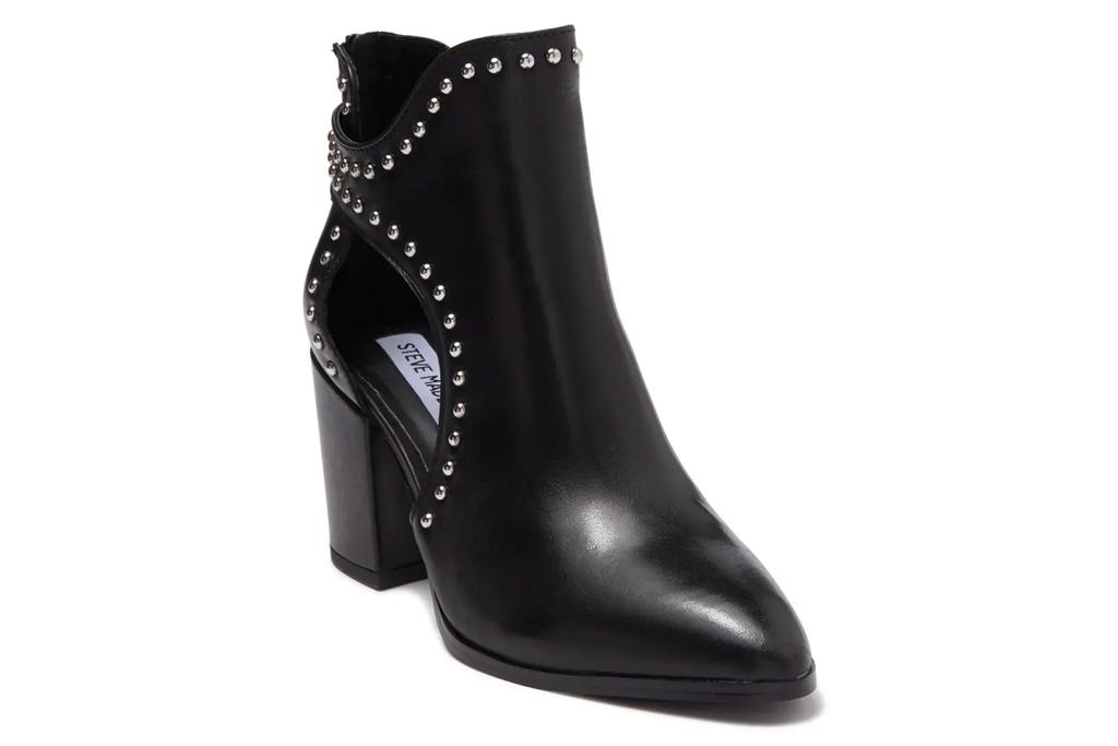boots, studded, steve madden