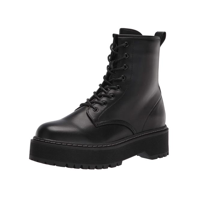 Steve Madden Bettyy Combat Boot