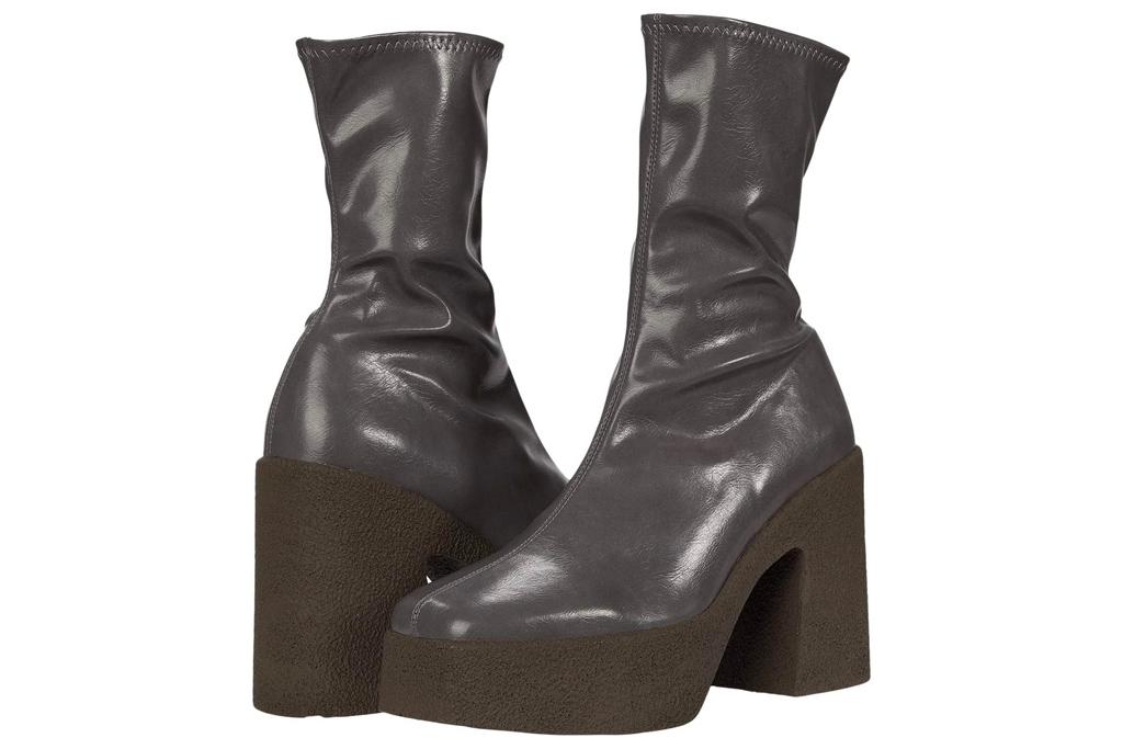 black boots, heels, tony bianco