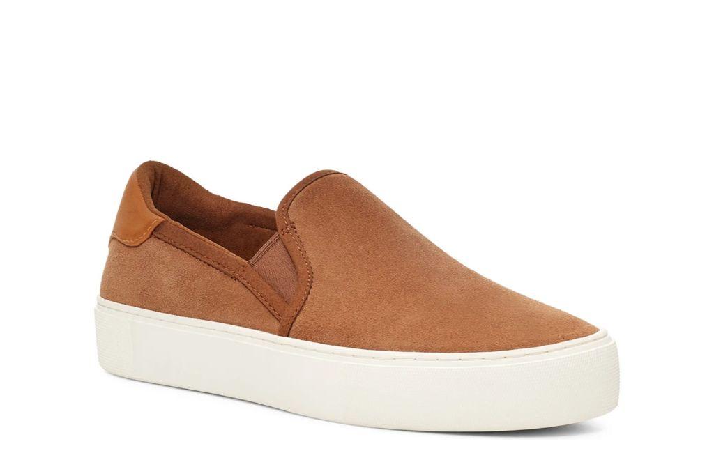 Ugg Cahlvan Slip-On Sneaker, Suede Sneakers