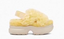 Ugg Fluff Sugar Slide, Sustainable Shoes,