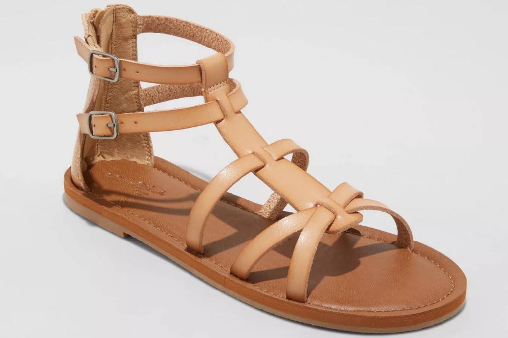 Universal Thread Alva Gladiator Sandals, Target Sandals, Gladiator Sandals