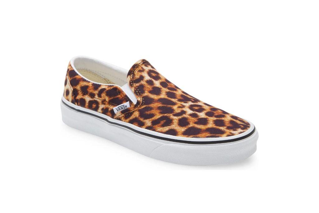 Vans Classic Leopard Sneaker, best mother's day sales