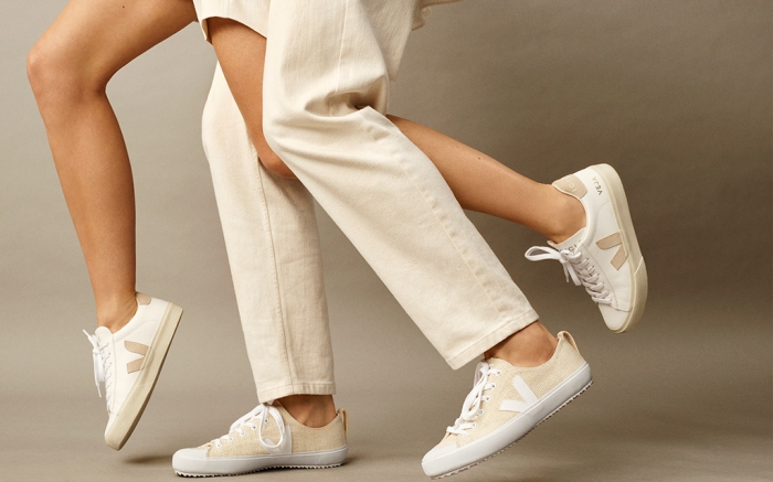 Veja, Icicle collaboration, sustainable sneakers