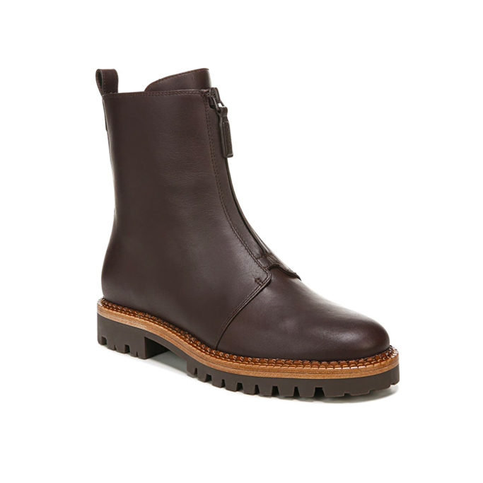 Vince Cabria Front Zip Boot