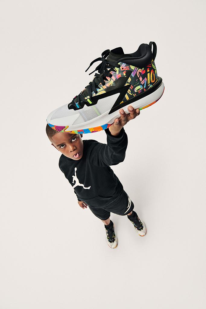 Zion Williamson Zion 1 Noah, shoe