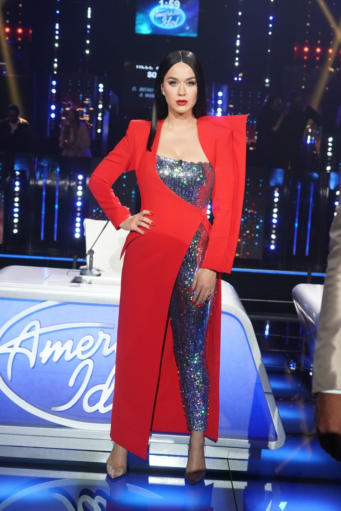 """femme la heels, AMERICAN IDOL - """"419 (Grand Finale)"""" - """"American Idol"""" is ready to crown its winner on a special three-hour live coast-to-coast season finale event airing SUNDAY, MAY 23 (8:00-11:00 p.m. EDT), on ABC. (ABC/Eric McCandless)KATY PERRY"""