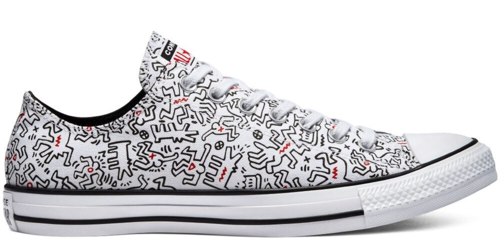 Keith Haring x Converse Chuck Taylor All Star