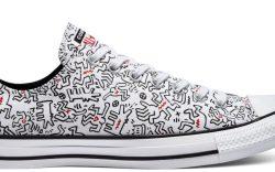 Keith Haring x Converse Chuck Taylor