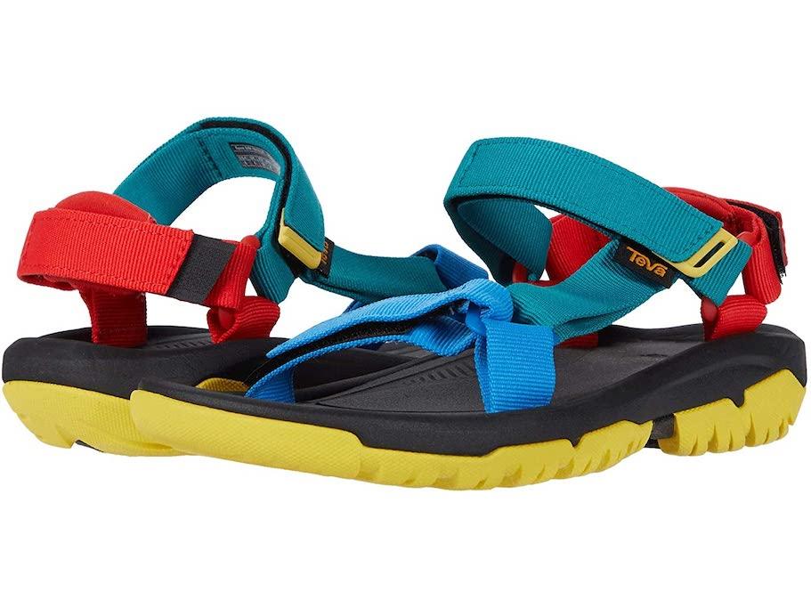 Teva hurricane, best travel shoes for women