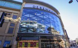 Debenhams gets ready to open its