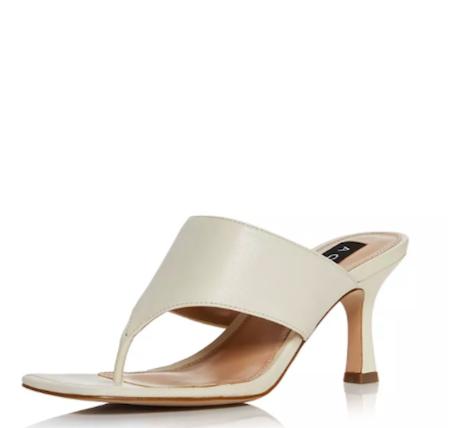 strappy sandal, square toe sandal