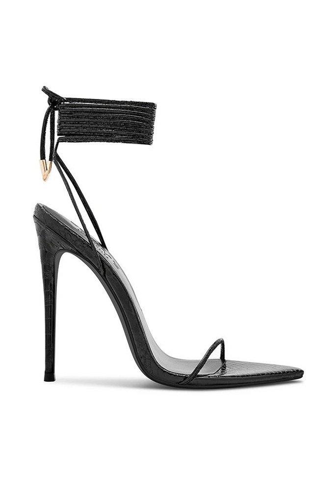 femme la, sandal heels
