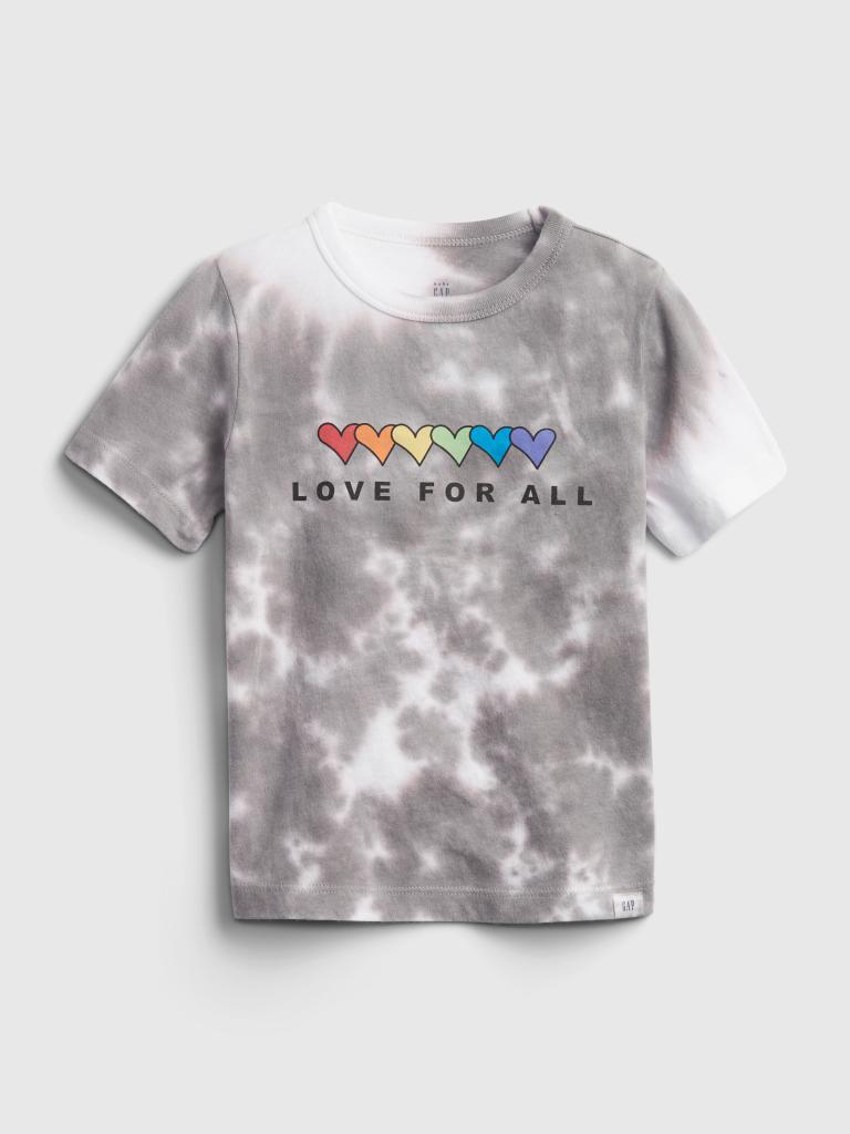 gap pride collection, tee shirt, 2021