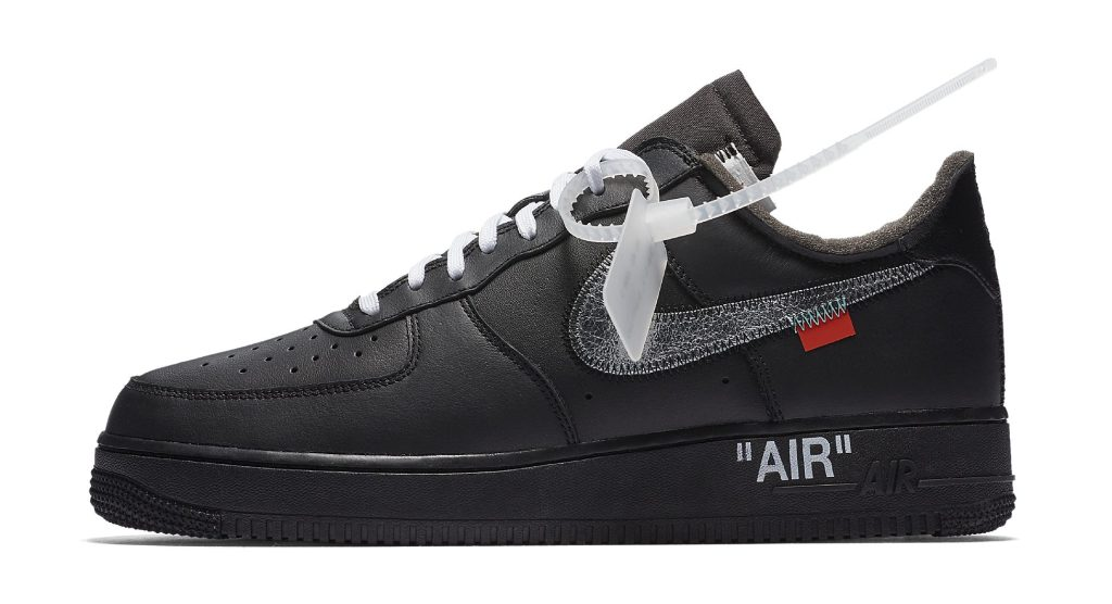 Off-White x Nike Air Force 1 Low 'MoMA'