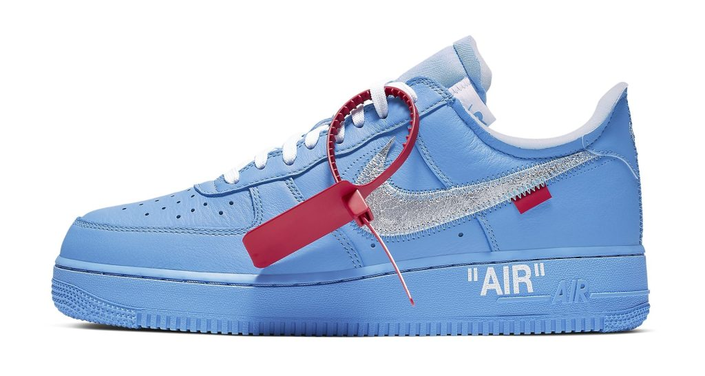 Off-White x Nike Air Force 1 Low 'MCA'
