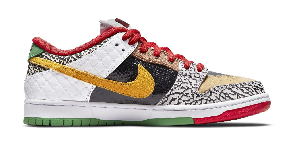 Nike SB Dunk Low 'What The Paul'