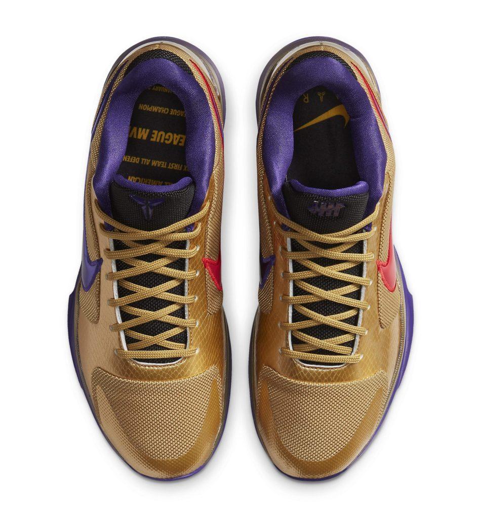 Undefeated x Nike Kobe 5 Protro 'Hall of Fame'