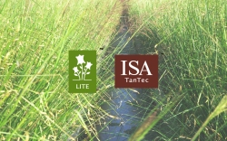 ISA TanTec and LITE logos on